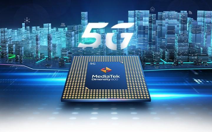 MediaTek, akıllı telefon pazarında lider işlemci üreticisi