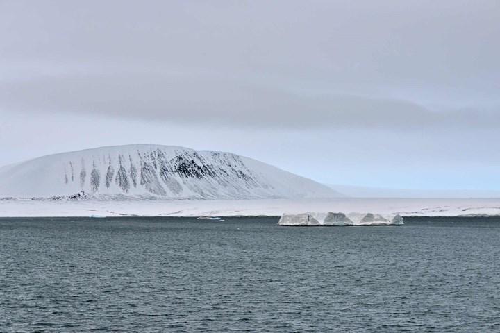Rusya kutup bölgesi her yıl milyarlarca ton buzul kaybediyor