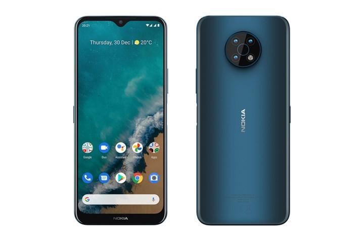 Nokia G50 akıllı telefonun özellikleri netleşti