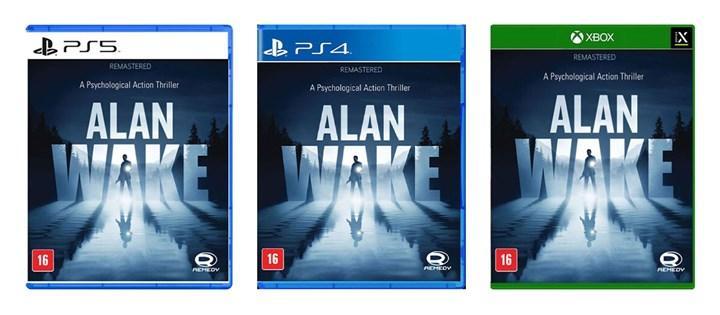 Alan Wake Remastered PS5, Xbox Series ve PS4 için listelendi