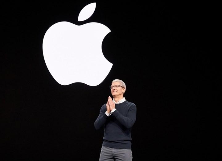 Apple kaynıyor