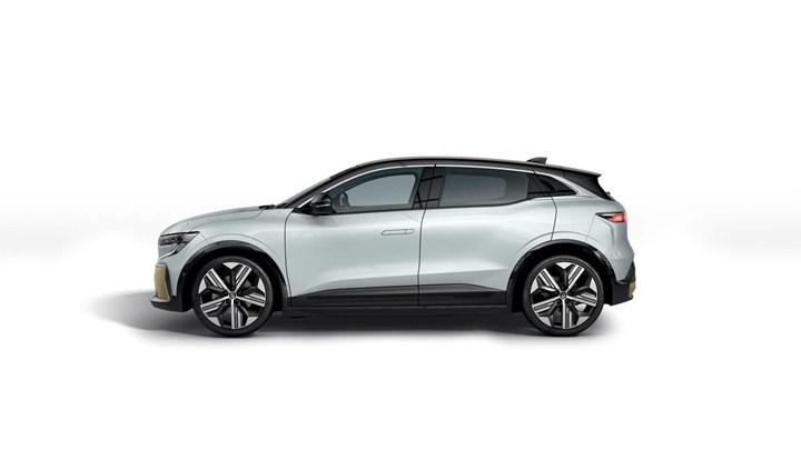 Yeni 2022 Renault Megane E-Tech Electric tanıtıldı