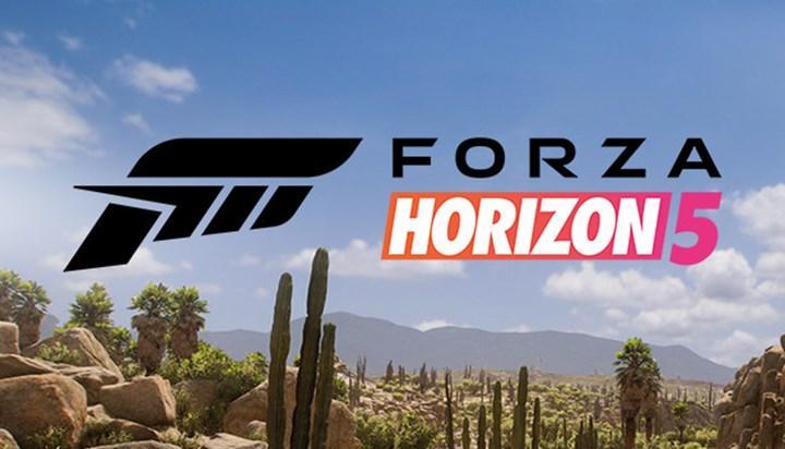 Forza Horizon 5'ten yeni görseller paylaşıldı