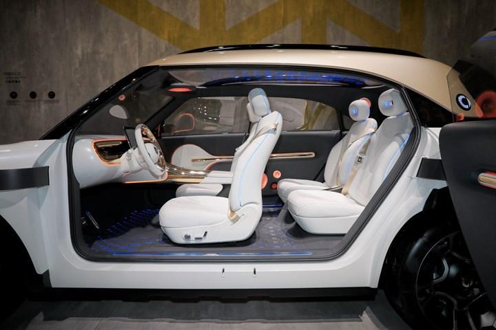 Smart, Münih'te elektrikli kompakt SUV konseptini tanıttı