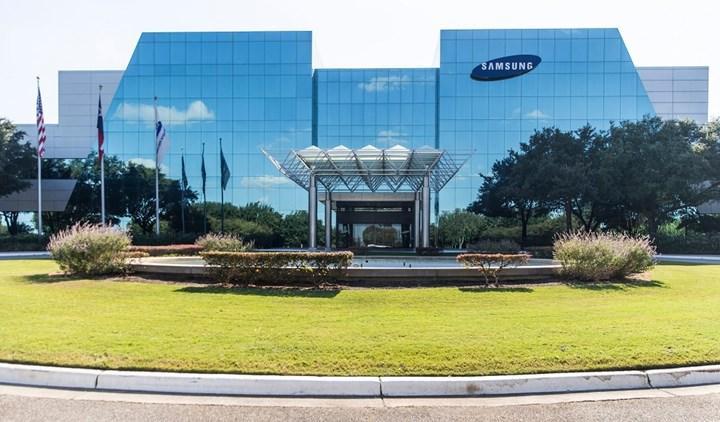 Samsung yonga tesisi