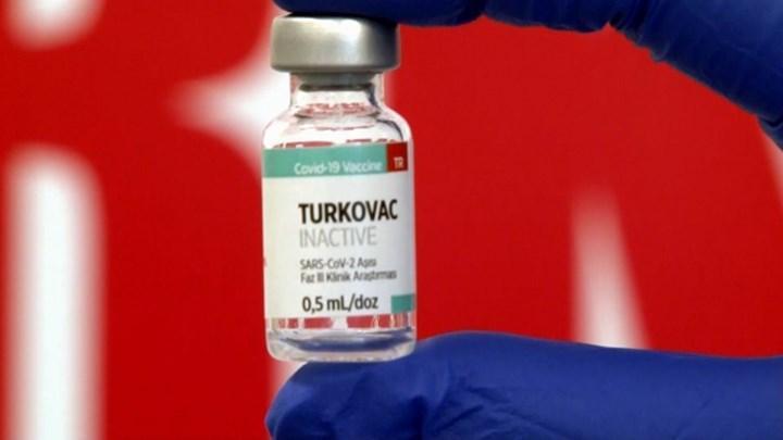 Turkovac'la aşılanan ilk kişilerde hiçbir yan etki yok