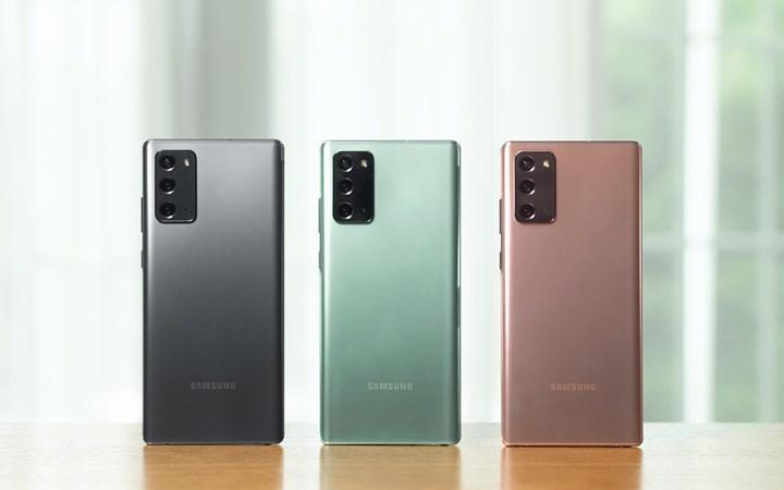 Samsung, Galaxy Note serisini gömmeye kararlı