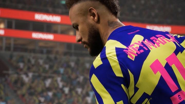 eFootball 2022'den saf oynanış videosu sızdırıldı