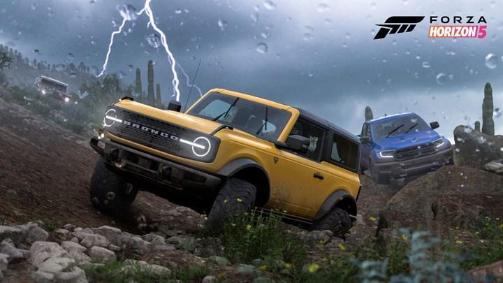 Forza Horizon 5'in araç listesi açıklandı