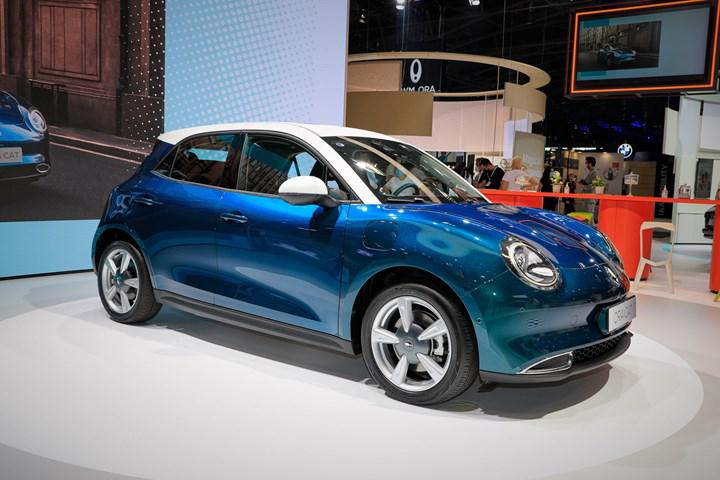 Çinli elektrikli otomobiller Avrupa'ya geliyor: İşte Ora Cat mode