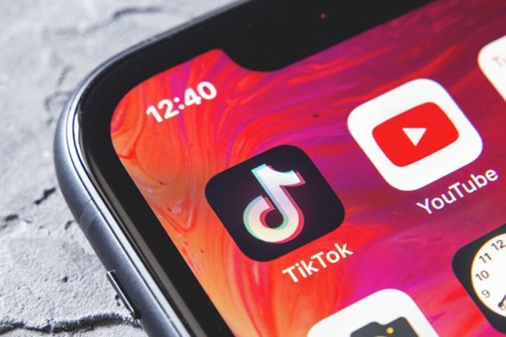TikTok ve YouTube logoları
