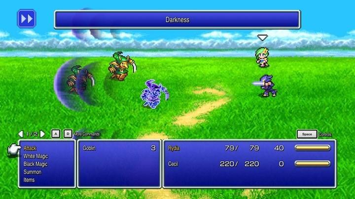Final Fantasy 4, iOS ve Android için çıkışını yaptı