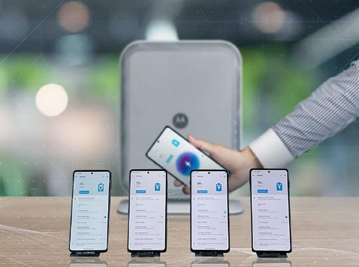Motorola, ikinci nesil kablosuz şarj teknolojisini tanıttı
