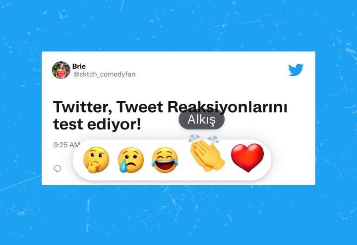 Twitter Reactions nasıl kullanılır?