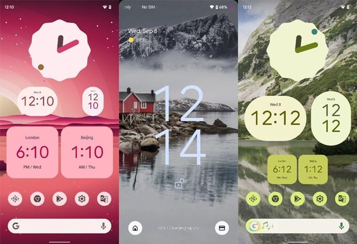 Android 12 Beta 5 yayınlandı: Final sürüm geliyor