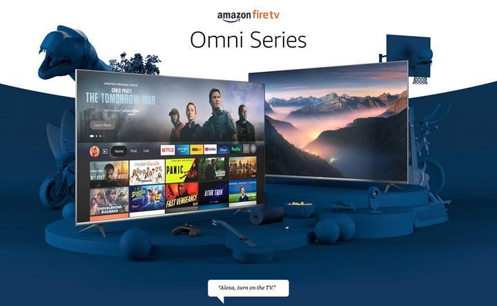 Amazon ilk akıllı TV'lerini tanıttı: İşte özellikleri ve fiyatı