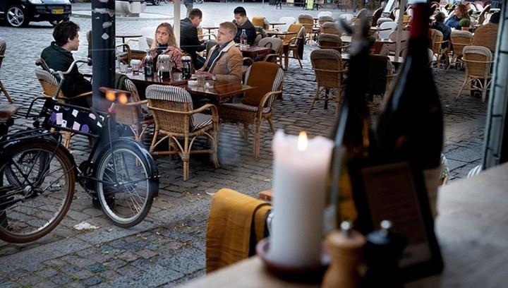 Danimarka'da Covid-19 artık problem değil