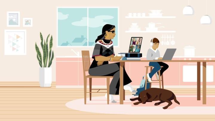 Evden çalışmak yaratıcılığı azaltıyor