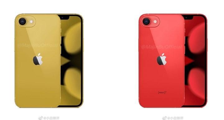 iPhone SE 3'ün olası tasarımı ortaya çıktı