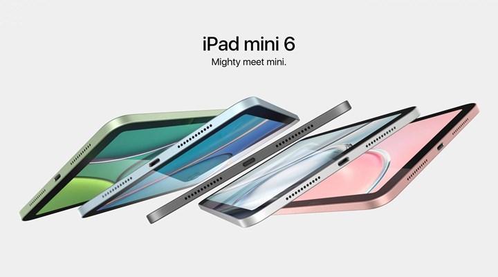 iPad mini 6'nın özellikleri ve fiyatı sızdırıldı