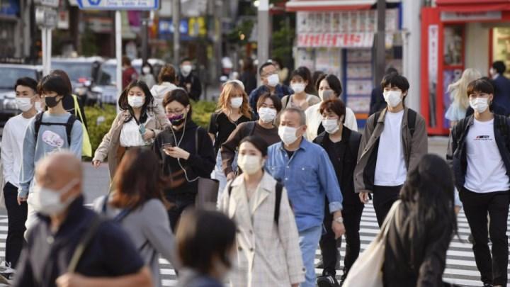 Japonya'da salgın büyüyor! Hastaneler doldu