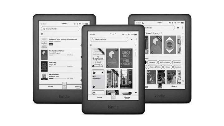Amazon Kindle cihazlar, güncellemeler ile daha iyi okuma deneyimi sunacak