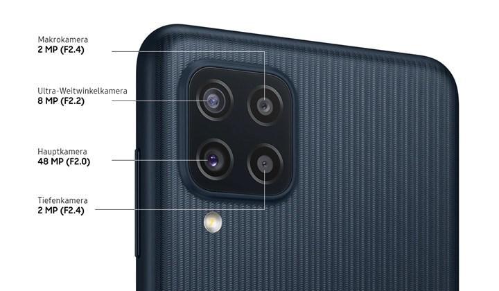 Samsung, uygun fiyatlı akıllı telefonu Galaxy M22'yi tanıttı