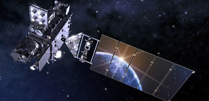 GOES-R uydusu