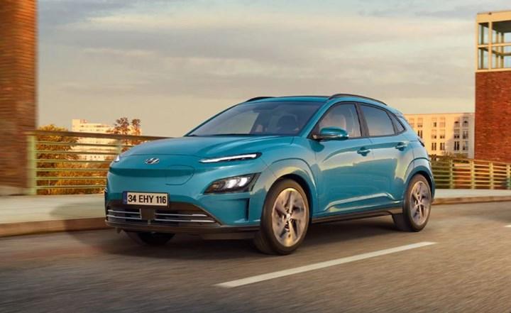 Elektrikli Hyundai Kona Türkiye'de: İşte fiyatı ve özellikleri