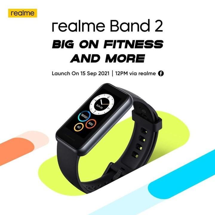 Realme Band 2 ne zaman tanıtılacak? İşte cevabı