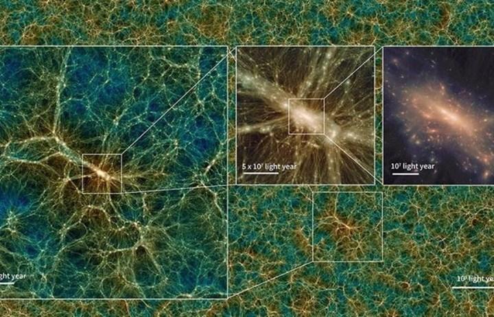 Araştırmacılar indirilebilen sanal bir evren oluşturdu:
