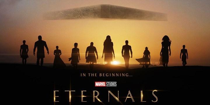 Eternals'tan yeni görseller paylaşıldı