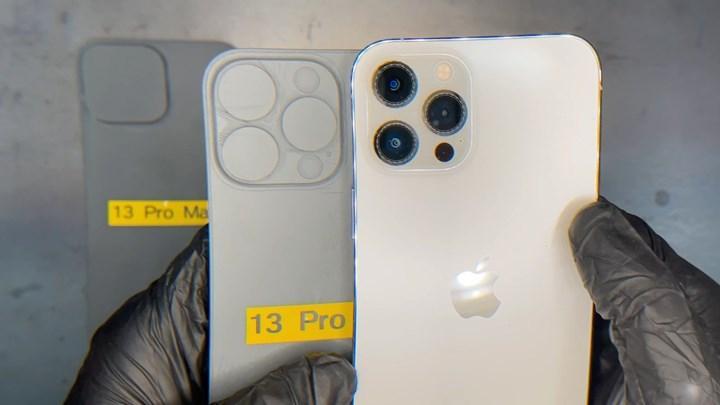 iPhone 13 Pro Max daha kalın gövdeyle gelecek