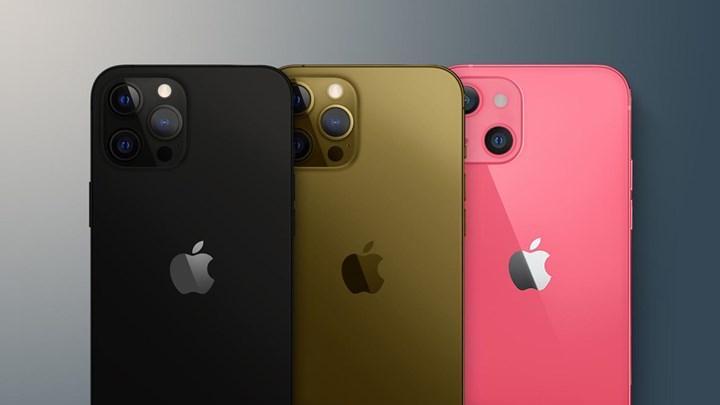 iPhone 13 modellerinin depolama kapasitesi ortaya çıktı