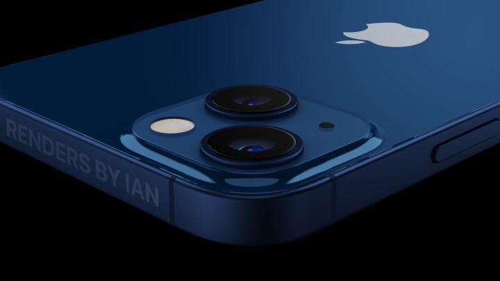 iPhone 13'ün yeni görselleri paylaşıldı