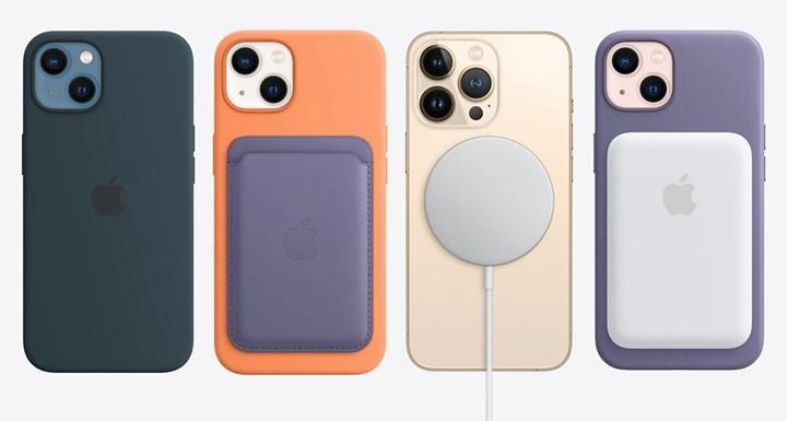 iPhone 13 serisi için tasarlanan MagSafe aksesuarları tanıtıldı