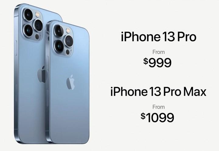 iPhone 13 Pro ve iPhone 13 Pro Max arasındaki farklar neler?
