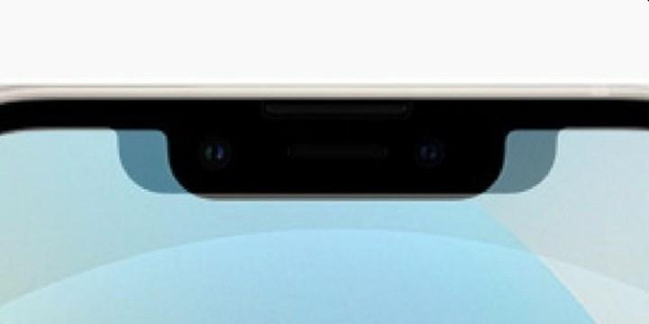 iPhone 13'ün çentiği küçüldü ancak daha kalın hale geldi