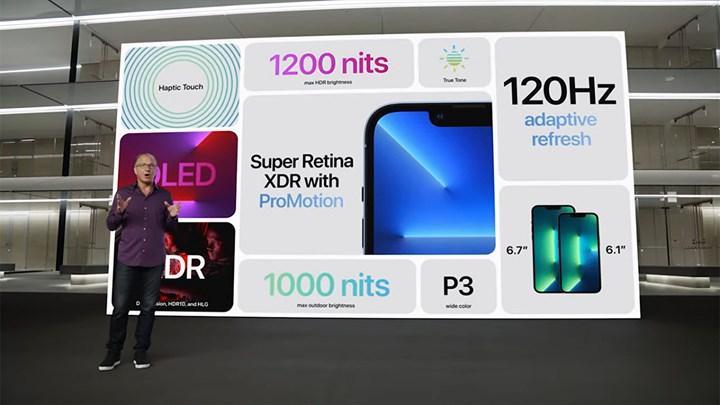 Samsung, iPhone 13'ün 120Hz ekranı ile dalga geçti