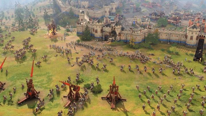 Age of Empires IV'ün test sürecine tüm oyuncular davetli