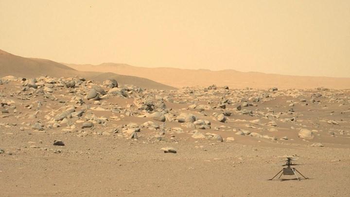 Çin, süpersonik bir Mars aracı geliştiriyor