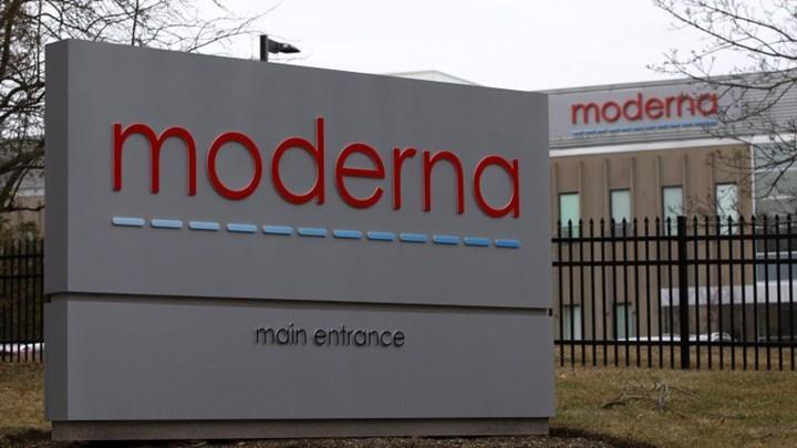 Moderna şirketi