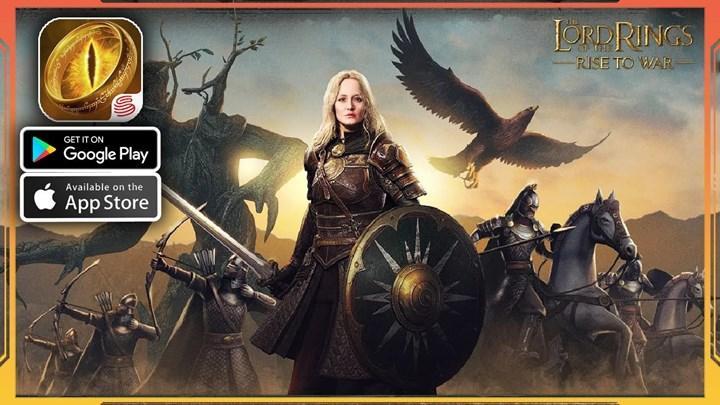 The Lord of the Rings: Rise to War mobil için ön kayıta açıldı