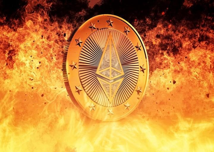 1 milyar dolarlık Ethereum yakıldı
