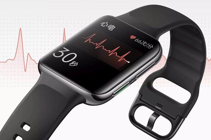 Oppo Watch 2 ECG tanıtıldı: İşte özellikleri ve fiyatı