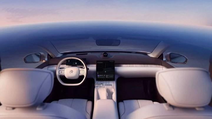 Çinli elektrikli sedan Nio ET7 2022'de Almanya'da satılacak