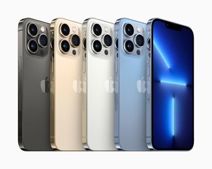 iPhone 13 modelleri, iPhone 12 modelleriyle aynı RAM'e sahip