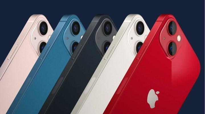 Iphone 13 ve 13 Pro çift eSIM destekliyor