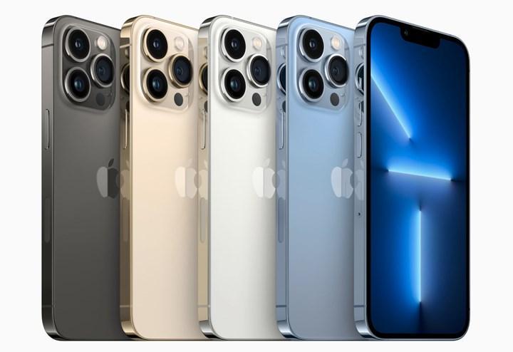 1TB belleğe sahip iPhone 13 Pro'nun ilk test sonuçları yayınlandı