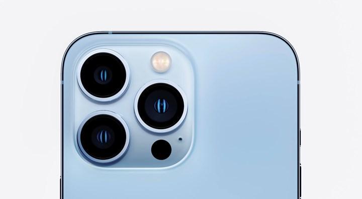 iPhone 13 Pro Max tasarımı